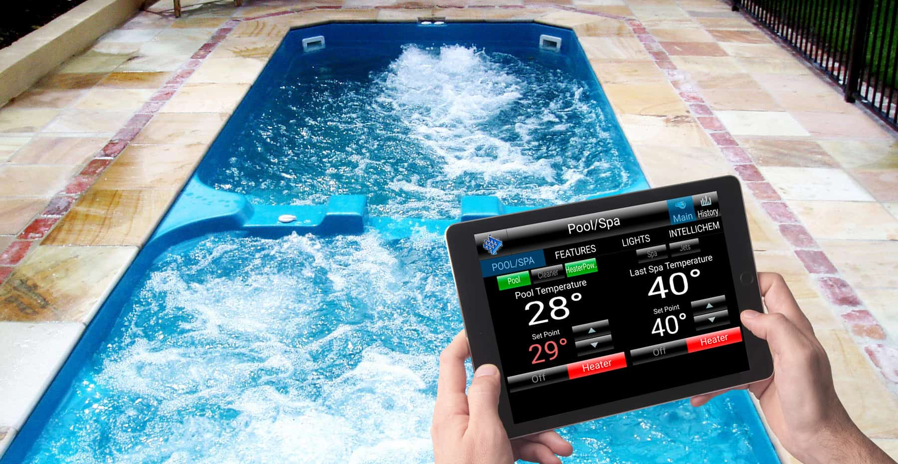 Automated Pool System