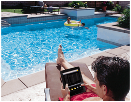 pool controller system