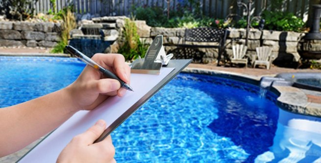 pool inspection service
